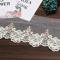 30m tela bordada floral encaje cinta manualidades costura Accesorios