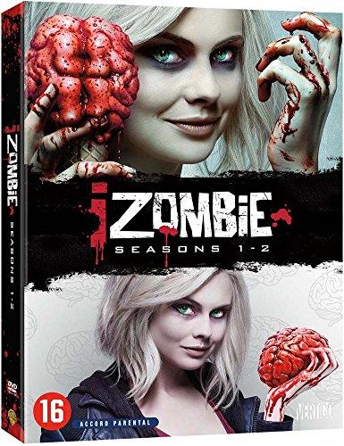 iZombie - Saisons 1 - 2 [Francia] [DVD]