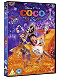 Coco [DVD] [2017] [2018] only £9.99 on Amazon