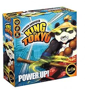 Unbekannt iello KOT (desambiguación) _ Power King of Tokyo Power Up Juego