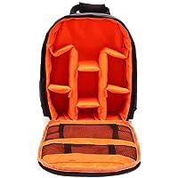 Docooler Kameratasche, DSLR-Kamerarucksack, Wasserdichte Fotorucksack, Atmungsaktive Multifunktionale Kamera Lagerung…