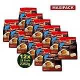 Dallmayr Crema d´Oro INTENSA 12 x 28 Pads á 196g MAXIPACK (2352g) - 100% Arabica gemahlener Kaffee