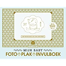 Mama Baas babyfoto-plak-invulboek