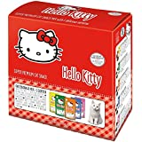 Hello Kitty Super Premium Katzen Snack 10er Box, 1er Pack (1 x 550 g)
