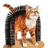 CricTeQleap Haustiere Spielzeug, Haustier Katze Scratch Board Baum Kletterger¨¹st Sisal Post Ball Kratzen Trainingsspielzeug