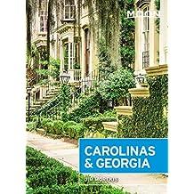 Moon Carolinas & Georgia (Moon Handbooks) (English Edition)