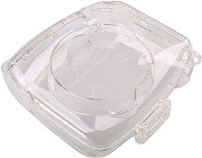 Segolike Clear Hard Case Protector Cover for Fujifilm Instax Mini 8/9 Polaroid Camera