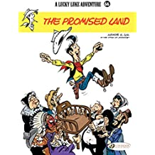 Lucky Luke (english version) - Tome 66 - The Promised Land