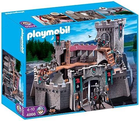 Playmobil - 4866 - Jeu de construction - Forteresse des