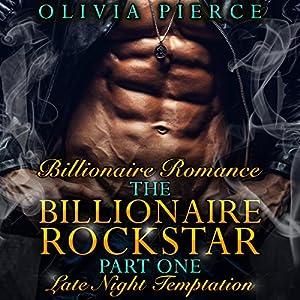 Late Night Temptation The Billionaire Rockstar Part 1 Audio