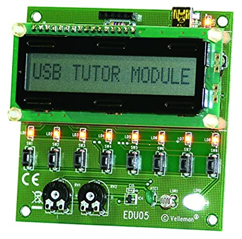 HQ USB Tutor Project
