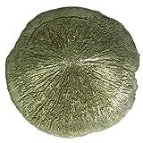 Pyritsonne L ca. 8-8,5cm Ø Edelstein, Schmuckstein, Heilstein #20043 | A-Qualität USA, schöne sonnige Strukturen, schöner Glanz. Jede Pyrit-Sonne mit Ständer, Geschenksäckchen & Zertifikat.