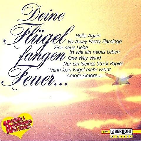 Teilweise sehr seltene Deutsche Schlager (Compilation CD, 16 Tracks, Various incl. Jürgen Marcus - Eine neue Liebe ist wie ein neues Leben)