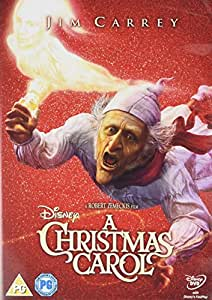A Christmas Carol DVD: Amazon.co.uk: Jim Carrey, Steve Valentine, Daryl Sabara, Sage Ryan ...