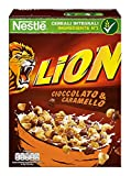 Best cereali integrali - Nestlé Lion Cereali Cioccolato e Caramello - 400 Review