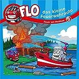 Flo - das kleine Feuerwehrauto: Feuer am Waldsee (9) (FLO - DAS KLEINE FEUERWEHRAUTO (9))