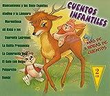 Cuentos Infantiles: Alí Babá, Pulgarcito, Blancanieves, Bambi,..., modelos surtidos