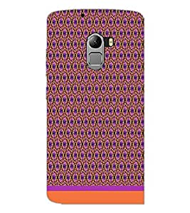 PrintDhaba Pattern D-1525 Back Case Cover for LENOVO VIBE X3 LITE (Multi-Coloured)