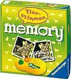 Ravensburger 21554 - Tierstimmen Memory