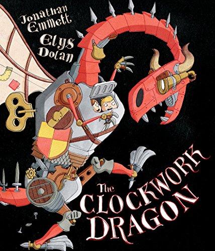 The Clockwork Dragon por Jonathan Emmett