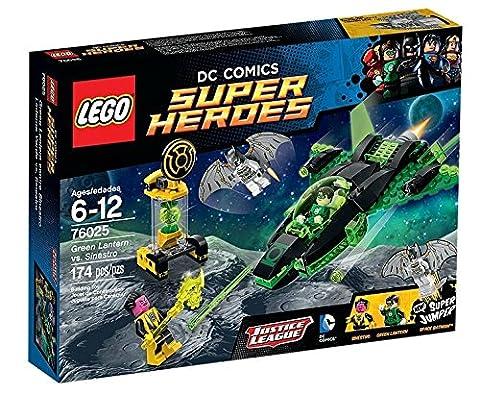 Lego DC Universe Super Heroes 76025 - Green Lantern vs. Sinestro