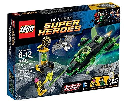 Preisvergleich Produktbild Lego DC Universe Super Heroes 76025 - Green Lantern vs. Sinestro