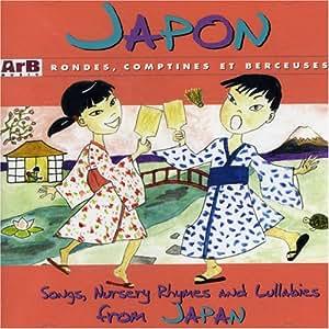 Japon - Rondes, comptines et berceuses
