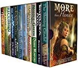 More Than Human: An 11 Ebook Boxset