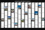 Hundertwasser Jahresplaner Architektur 2017: Wandplaner