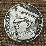 LingDong Deutschland 1935 Alte Münzen Silver Dollars – 1935 Münze Sammler-Deutschland Original Pre Old Coins Crafts PerfectShop