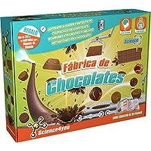 Science4you Fabrica de chocolates - Juguete científico y educativo