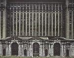 Détroit, vestiges du rêve américain de Yves Marchand