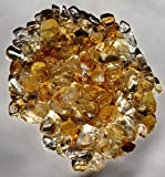 Healing Crystals India®: Natural Gemstone Tumbled Stones (Citrine)