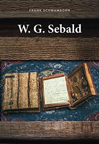 W. G. Sebald: Moralismus und Prosodie