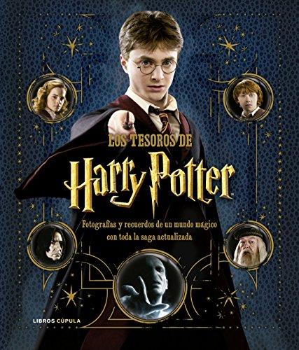 Los tesoros de Harry Potter. La saga actualizada: Fotografías y recue