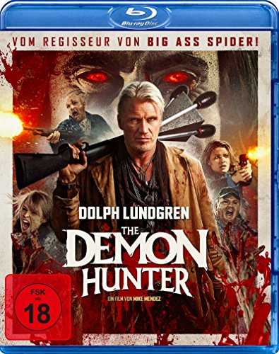 The Demon Hunter [Blu-ray]