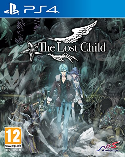 NIS America - The Lost Child /PS4 (1 Games)