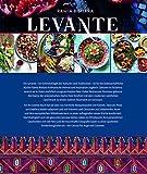 Levante: Kreative orientalische Küche (Editio...Vergleich
