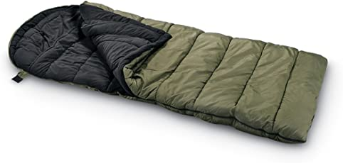 Add-gear Moutcraft Sahyadri Sleeping Bag for Trekking, Camping, Hiking, Outdoor Adventure, Winter (Quilt 600)
