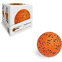 Blackroll Orange Selbstmassagerolle blackBALL-orange Selbstmassage-Ball, 8 cm, 8050080