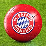 Ravensburger Mini Puzzleball - Bundesliga (FC Bayern München (rot))