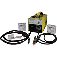 WELDINGER M 130 mini Flux Fülldrahtschweißgerät + je 1kg 0,6/0,8mm Fülldraht + Stromdüsen 5 Jahre Garantie
