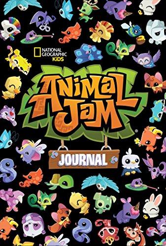 Animal Jam Journal por National Geographic Kids