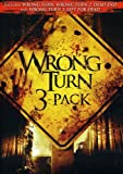 Wrong Turn Dvd 3 Pack (3pc) / (Full Ws Ac3 Dol) [DVD] [Region 1] [NTSC] [US Import]