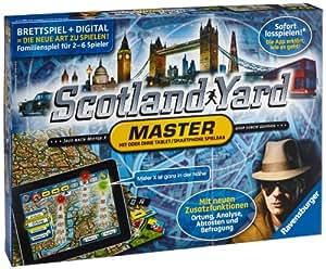 Ravensburger 26602 – Scotland Yard Master