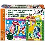 Diset - 63461 - Mosaïques avec Gommettes