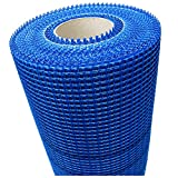 Aussenputzgewebe 13 x 13 blau/Rolle 1,0 x 100 m