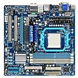 Gigabyte Mainboard GA-MA78LMT-US2H (AM3, DDR3, Micro ATX)