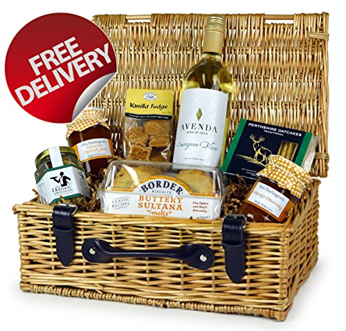 ANY OCCASION GIFT HAMPER - Great food hamper gift for any occasion at any time of the year!. Food hampers by Web Hampers.