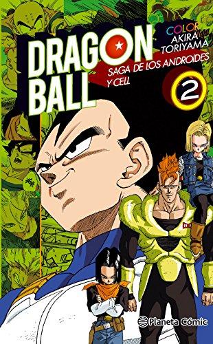 Dragon Ball Color Cell nº 02/06 (Manga Shonen) por Akira Toriyama
